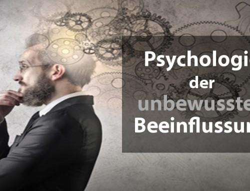 Psychologie der unbewussten Beeinflussung – Das manipulierte Gehirn