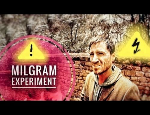 Das Milgram Experiment – Heute noch aktuell?