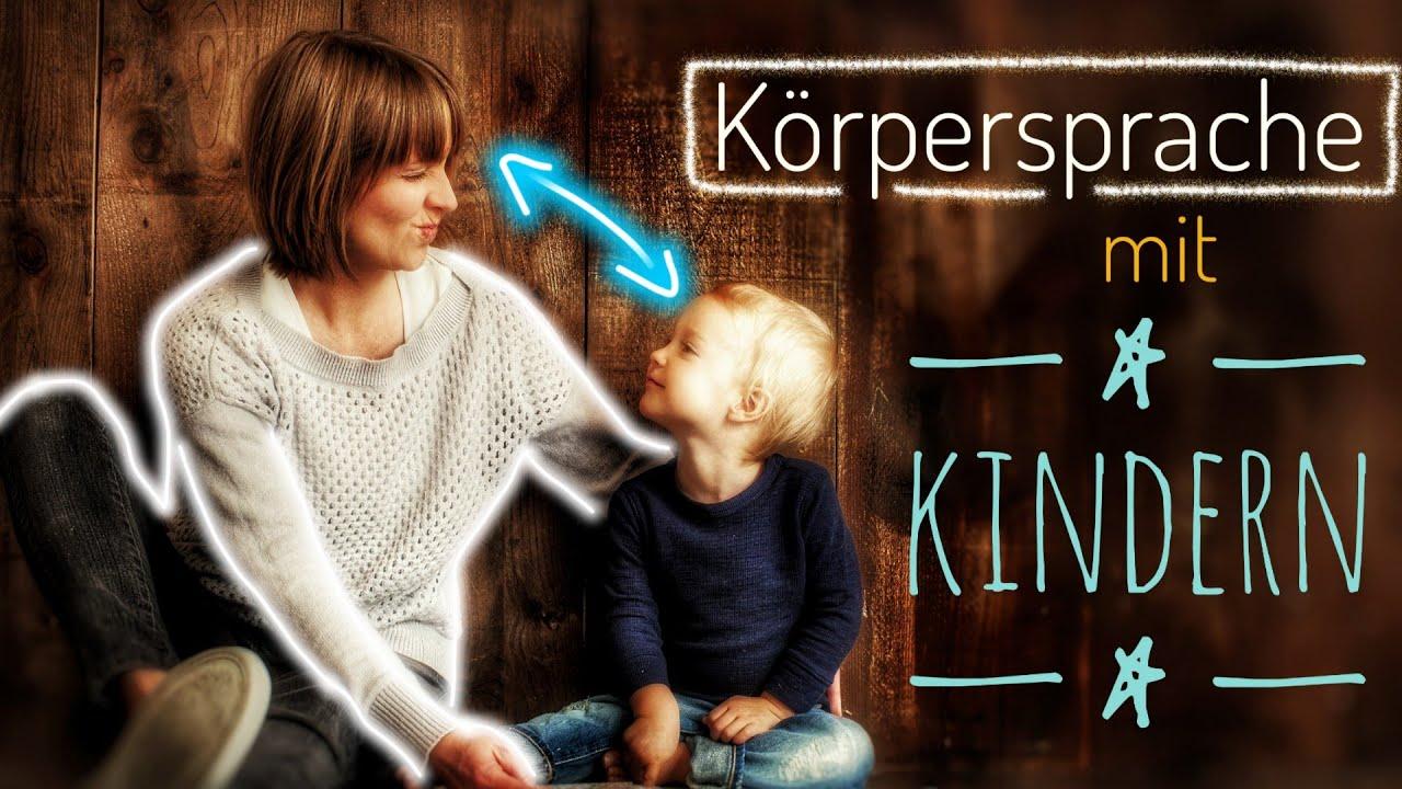 Körpersprache mit Kindern