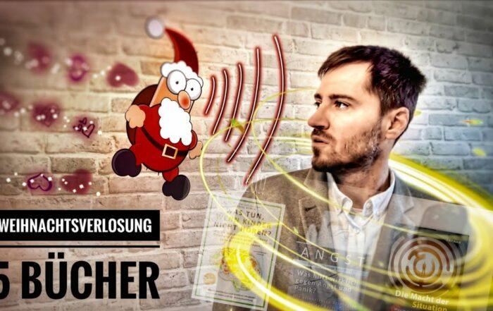 Weihnachtsverlosung_5 Psychologie lehrbücher