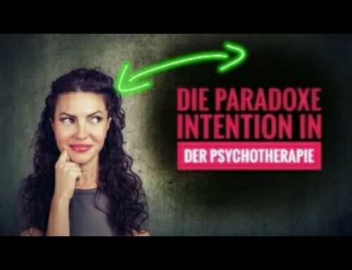 Die paradoxe Intention in der Psychotherapie