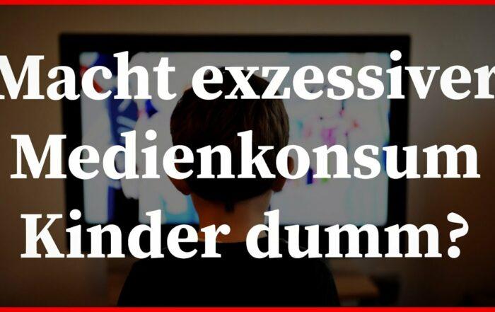 Medienkonsum_Kinder_dumm_Studien_Intelligenz