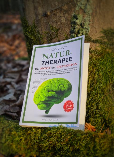 Naturtherapie bei Angst und Depression_Eskil Burck