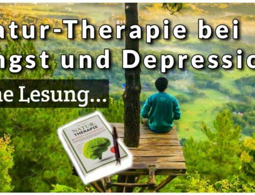 Naturtherapie: Eine Lesung.