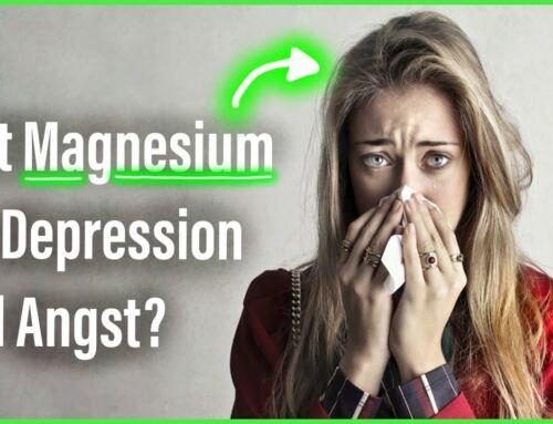 Hilft MAGNESIUM gegen ANGST und DEPRESSION? | Ergebnisse von Studien an Menschen mit …